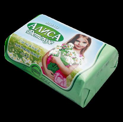 Детское мыло «Алиса» 150г