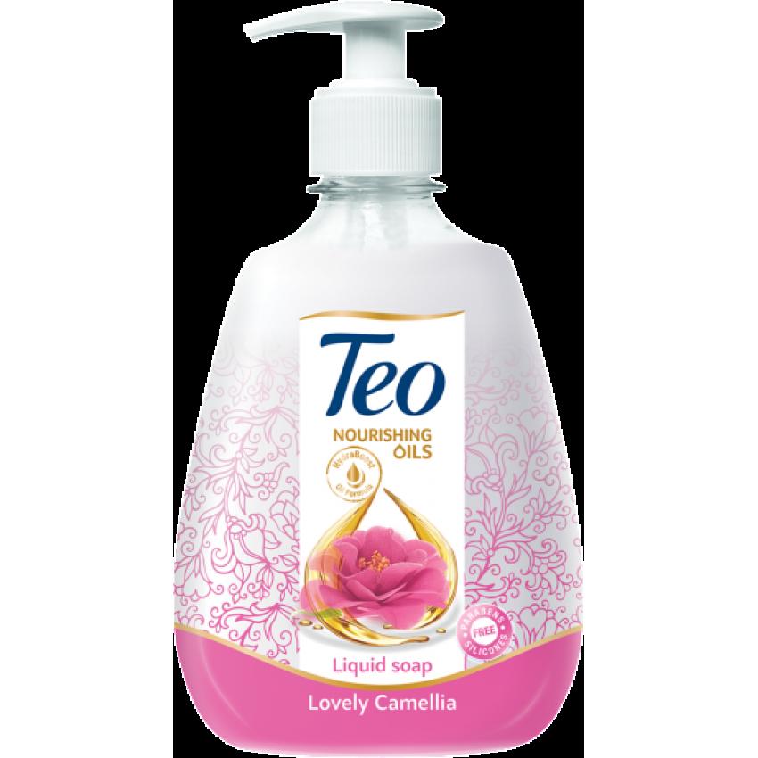 Հեղուկ օճառ «Teo Lovely Camellia» 400մլ