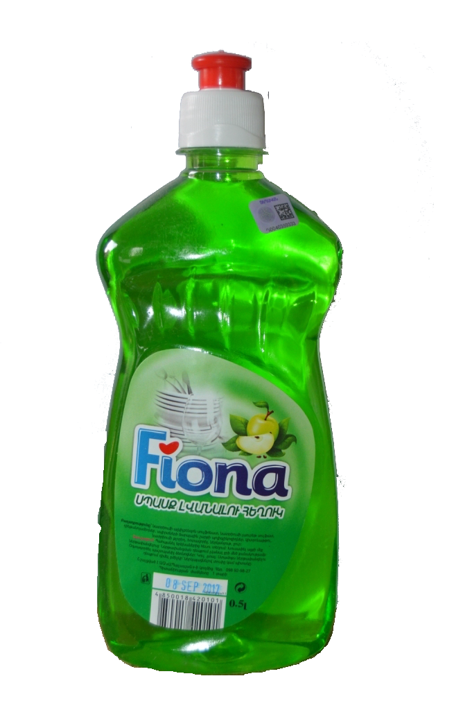 Фиона жидкое мыло 0,5мл